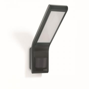 Steinel XLED Slim PIR LED Floodlight, Anthracite