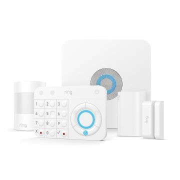 Ring Home Alarm 5-PC Starter Kit