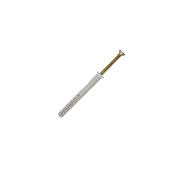 Unicrimp Hammer In Fixings, 6 x 40mm, Pack of 16