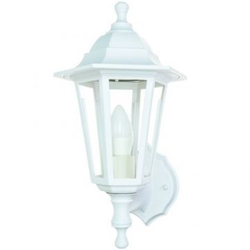 Timeguard LED Carriage Lantern, 4W, White