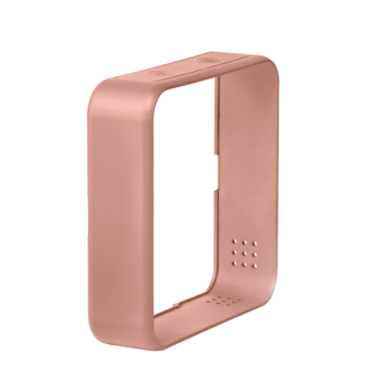Hive Active Heating Thermostat Frame, Copper Blush Finish