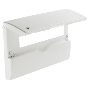 Consumer Unit Lockable Cover, 16 Module