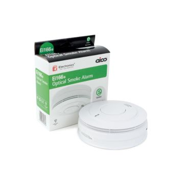 Aico Optical Smoke Alarm - Mains Powered with Lithium Back-up, RadioLink + (Replaced by EI3016)