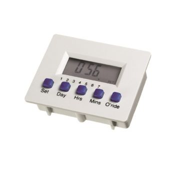 Timeguard 24 Hour/7 Day Single Channel Digital Module (Without Power Supply)