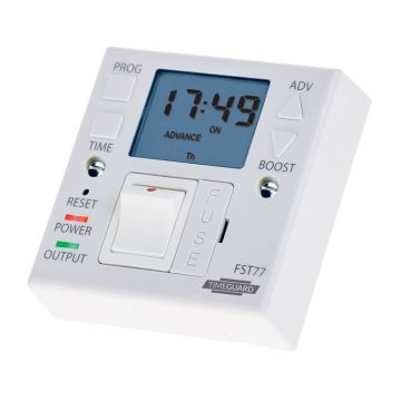 7 Day Fused Spur Electronic General Purpose Timer