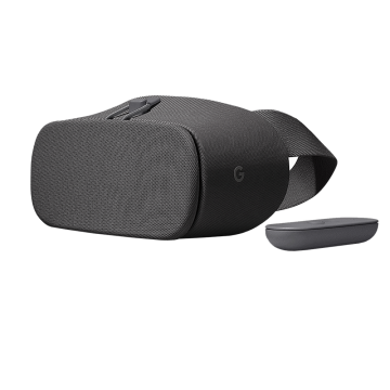 Google Daydream View 2017 VR Headset - Charcoal