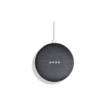 Google Nest Mini Smart Speaker (2nd Gen) - Charcoal