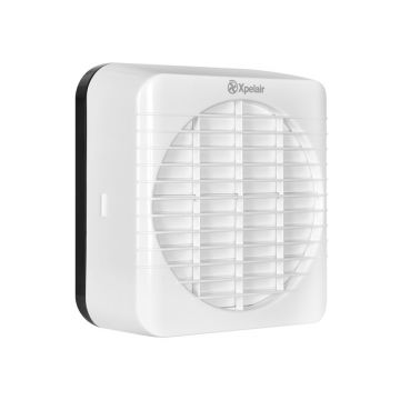 6 Inch Square Kitchen Fan, Standard (Out of Stock - Due 23/07)