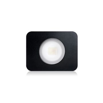 Integral LED Compact-Tough 50W Non-Dimmable Floodlight, Black