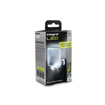 Integral LED Auto Sensor Night Light