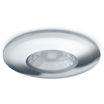 JCC V50 LED Fire Rated Downlight, Fixed Position, Wide Angled Beam, Tuneable White LED, Chrome