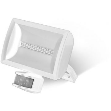 Timeguard LED Wide Angle PIR Floodlight, 20W, White