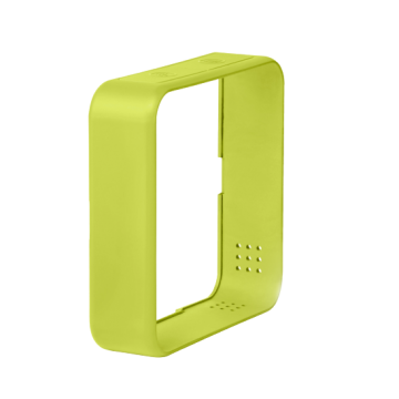 Hive Active Heating Thermostat Frame, Luscious Lime Finish