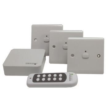 MiHome Smart Switch Bundle, White