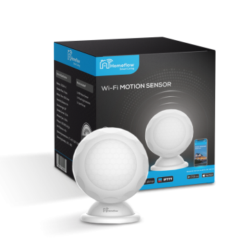 Homeflow Wi-Fi Smart Motion Sensor