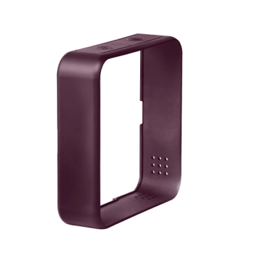 Hive Active Heating Thermostat Frame, Mulberry Burst Finish