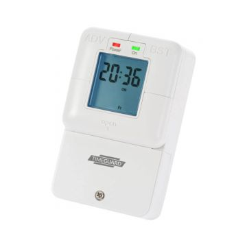 7 Day Slimline Electronic Immersion Heater Timer