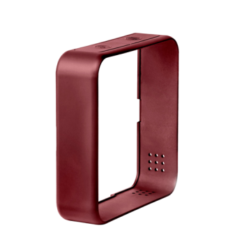Hive Active Heating Thermostat Frame, Redcurrant Glory Finish