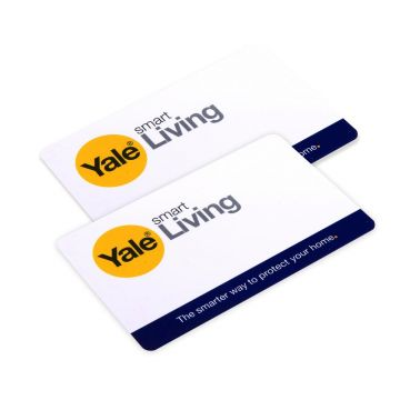 Yale Keyless Connected Key Cards, Twin Pack