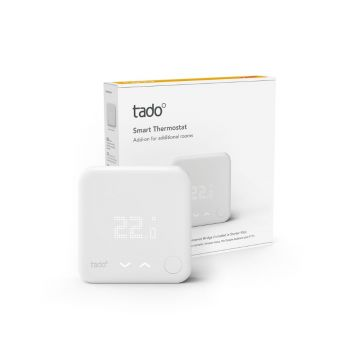 Tado Additional Smart Heating Thermostat - Multizone