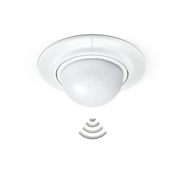 Steinel IS 360-1 Duo InfraRed Ceiling Sensor, White