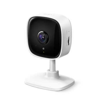 TP-Link Tapo Indoor Home Security Wi-Fi Camera - White