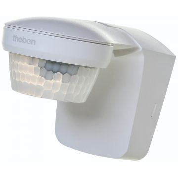 Timeguard IP55 Outdoor 180° Motion Detector, 2300W, White