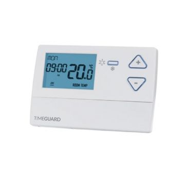 Timeguard 7 Day Digital Programmer with Frost Protection