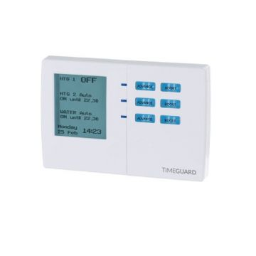 Timeguard 7 Day Digital Heating Programmer, 3 Channel