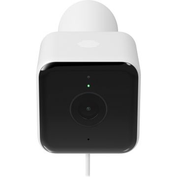 Hive View Outdoor Camera, White