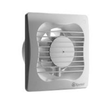 Xpelair 6 Inch Square Extractor Fan
