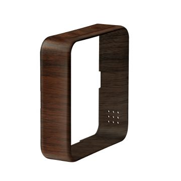 Hive Active Heating Thermostat Frame, Wood Effect Finish