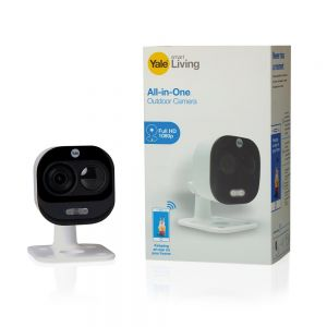 Yale All-in-One Outdoor HD Security Camera