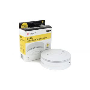 Aico Ionisation Smoke Alarm - Mains Powered with Lithium Back-up, RadioLink + (REPLACED BY EI3016)