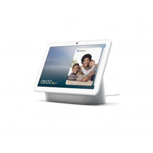 Google Nest Hub Max - Chalk
