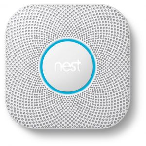 Google Nest® Protect 2nd Generation Smoke & Carbon Monoxide Alarm - BATTERY VERSION