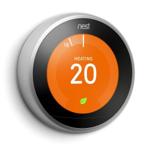 Google Nest® T3010GB Learning Thermostat - 3rd Generation
