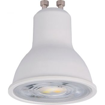 Luceco F Type LED GU10 Bulb, 6W, RGBW, Fire Rated