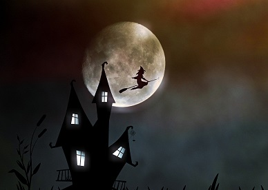 Creating a Spooktacular Halloween at Home with the help of Google Nest